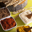 Mixed Spices — Stockfoto