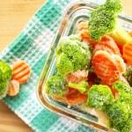 mrożone warzywa — Zdjęcie stockowe #24141049