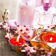 Spa Treatment Aromatherapy — Stock Photo