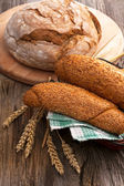Baked foods — Stock Photo