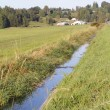 Shallow Rural Ditch — Stock Photo #12729461