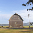 Traditional North American Barn - Stock fotografie