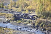 Kettle Valley Railway Bridge — Stock Photo