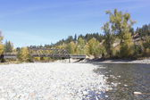 Kettle Valley Railway Bridge — Stock Photo