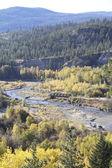 Cascade mountain range — Foto Stock
