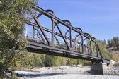 Old Kettle Valley Railway Bridge — Stock Photo