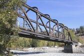 Old Kettle Valley Railway Bridge — Stock Photo