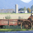 Turn of Century Farm Machinery — Stock Photo #14018151