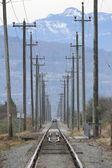Maintaining Railway Track — Stock Photo