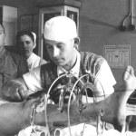 German Surgeon in 1940 — Stock Photo