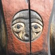 Aboriginal Symbol or Creature - Stock Photo