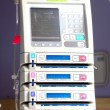 An IV or Infusion Pump — Stock Photo