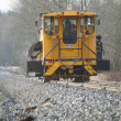 Stockfoto: Heavy Duty Track Equipment