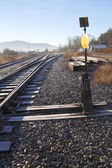 Canadian Rail Yard — Photo