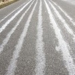 Chemical Road De-icing — Stock Photo #40377347