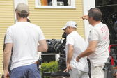 Cedar Cove Film Crew — Stock Photo