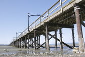 White Rock Pier — Foto de Stock