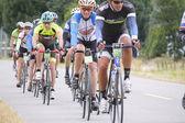 The 2014 GranFondo Bicycle Race — Stockfoto