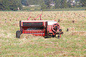 Old Fashioned Hay Maker — Stock Photo