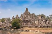 Bayons angor wat, kambodja — Stockfoto