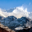 Kangchenjungis third highest mountain — Stock Photo #32147785