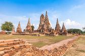 Templo chaiwatthanaram — Foto de Stock