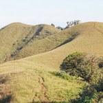 pohled z hory doi mon jong — Stock fotografie