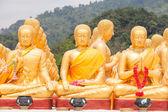 Bouddha doré Bouddha memorial Park — Photo