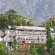 Stock Photo: Mcleod Ganj, Dharamsala, Himachal Pradesh, India.