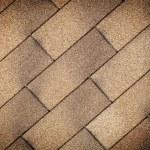 老瓦屋顶纹理 — 图库照片
