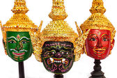 Masque géant de style thai native — Photo