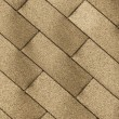 Old tiles roof texture — Stock Photo #32429015