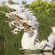 Stock Photo: Chindragon, take photo from Ancient City