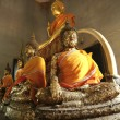 Buddhstatues at temple. — Stock Photo #32476269