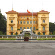 Ho Chi Minh, Presidential Palace in Hanoi, Vietnam — Stock Photo