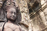 Apsara in Angor Wat — Stock Photo