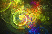 Art abstract bright color background — Stock Photo