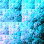абстрактный свет фрактальной фона — Стоковое фото