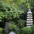 Stock Photo: Orient garden