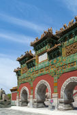 Potala Temple of Chengde — Stock Photo