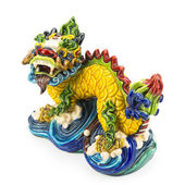Chinese dragon — Foto de Stock