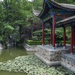 Chinese landscape architecture — Stock Photo