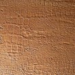 Stock Photo: Decorative wall. stucco texture