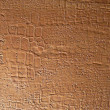Decorative wall. stucco texture — Stock Photo
