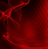 Smoke red abstract luxury background — Stock Photo