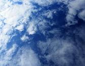 Sobre el cielo — Foto de Stock
