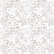 Vintage flower pattern - 