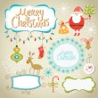 Christmas card — Stock Vector #13778602
