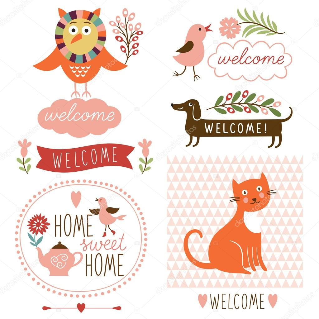 Elements Home Welcome Home Decor Elements