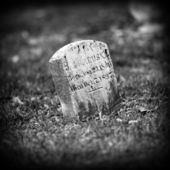 Old Gravestone — Foto Stock